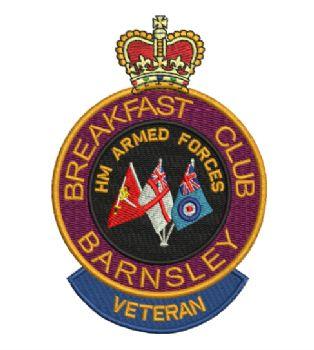 Barnsley Breakfast Club embroidered Jumper